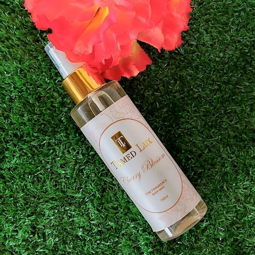 Cherry Blossom body mist by tamedlux