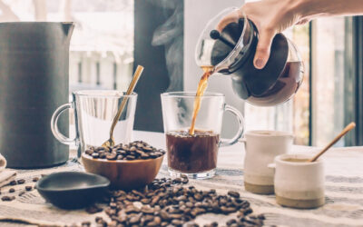 The Benefits of Coffee on the Skin
