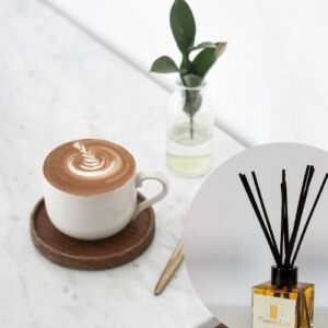 Tamed Lux Sweet coffee reed diffuser